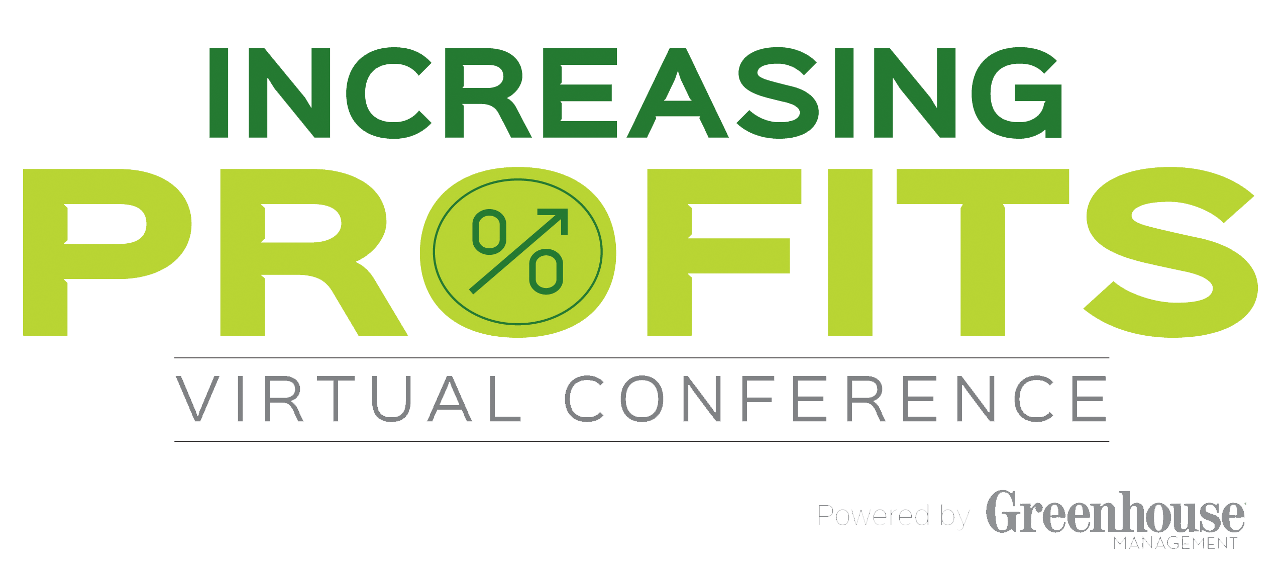 Increasing Profits Virtual Conference - GM
