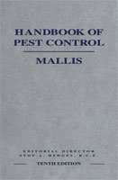 Mallis Handbook of Pest Control, 10th Ed. ON SALE FOR LIMITED TIME! - Image
