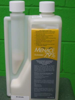 Menace 7.9% Flowable Insecticide - Image