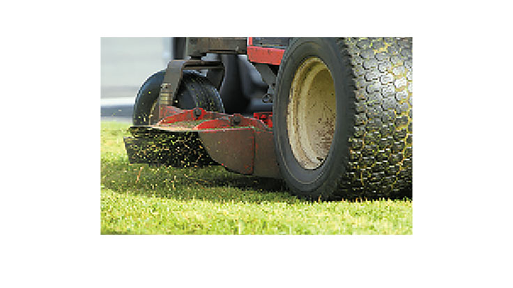 StaySharp reel mowers - Image