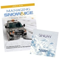 Managing Snow & Ice/Business Forms CD combo - Image