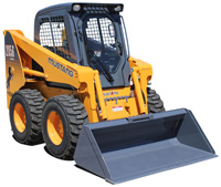 2056 Series II Skid-Steer Loader - Image