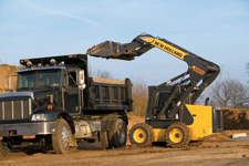 New Holland Construction L185 skid-steer loader - Image