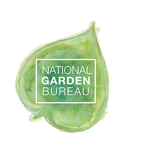 national garden bureau is evolving our brand to motivate and inspire home gardeners this new look reflects who we are today as well as in the future