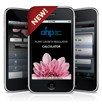 Plant growth regulator app - Image