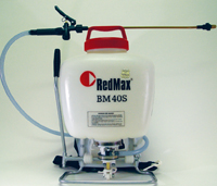 RedMax BM40S 4-Gallon Backpack Sprayer  - Image