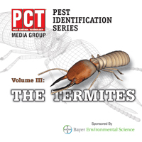 Pest Identification Series, Volume III: The Termites -- CLEARANCE - Image