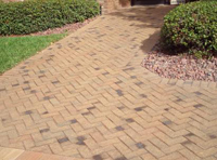 Old Mocha Pavers - Image