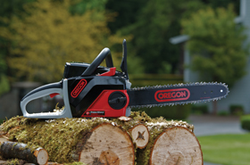 Cordless Chainsaw - Image