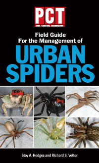 PCT Field Guide for the Management of Urban Spiders, 2nd Ed. - Image