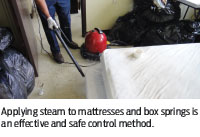steam control method