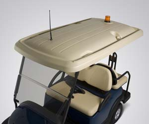 Club Car Monsoon XL Canopy For Precedent Villager 4 Golf Cars   Golf Course  Industry