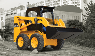 HSL850-7A and HSL650-7A Skid Steer Loaders - Image