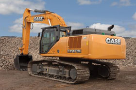 CX470C Full-sized Excavator - Image