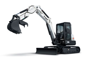 Excavator Extendable Arm Option - Image
