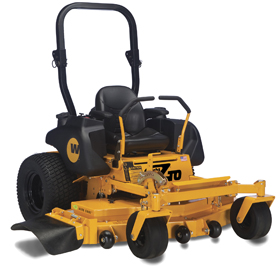 Mid-Mount Zero-Turn Mower - Image