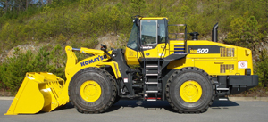 WA500-7 Wheel Loader - Image