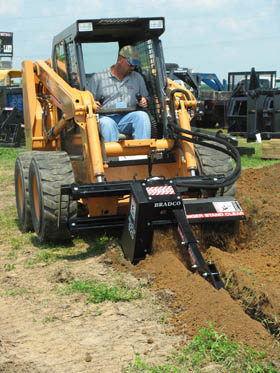 Trencher Attachment - Image