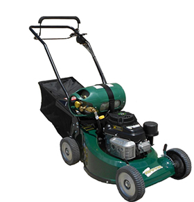 Propane Powered Walk Mower - Image