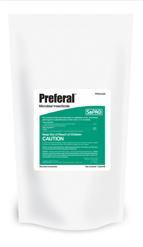 Preferal Biological Insecticide - Image