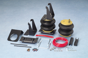 Ride-Rite Air Helper Spring Kit - Image
