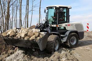 TL80 Compact Wheel Loader - Image