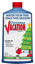 Christmas Vacation tree preservative - Image