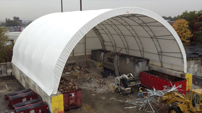 Fabric Structures - Image