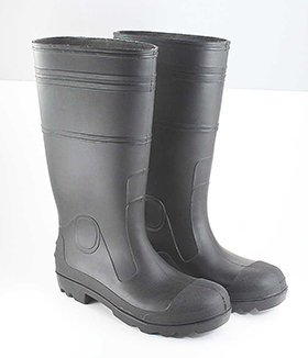 Steel Toe PVC Boots - Image