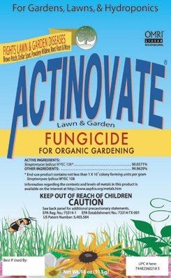 Actinovate - Lawn & Garden Fungicide - Image