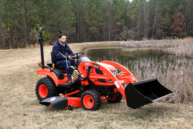 Subcompact Tractor - Image