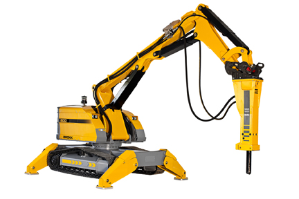 Brokk 800 Demolition Machine - Image