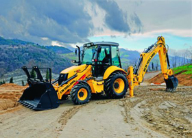 C Series Loader Backhoes - Image