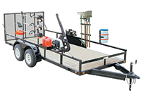 Landscape Trailer Accessories - Image