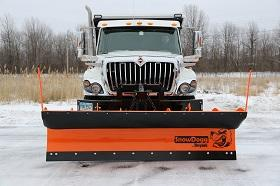 Municipal Snow Plow - Image