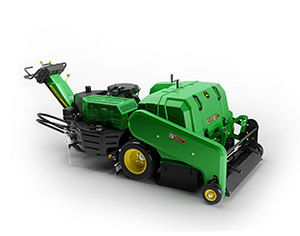 John Deere A40 and V40 PrecisionCore Aerators - Image
