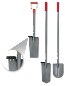 All-steel Professional Shovels - Image