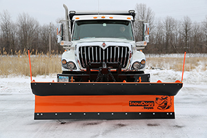 SnowDogg Municipal Series Reversible Snow Plows - Image