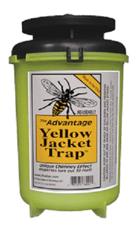 Advantage Yellow Jacket Trap - for Southern, Eastern, Common, German & European Yellow Jackets - Image