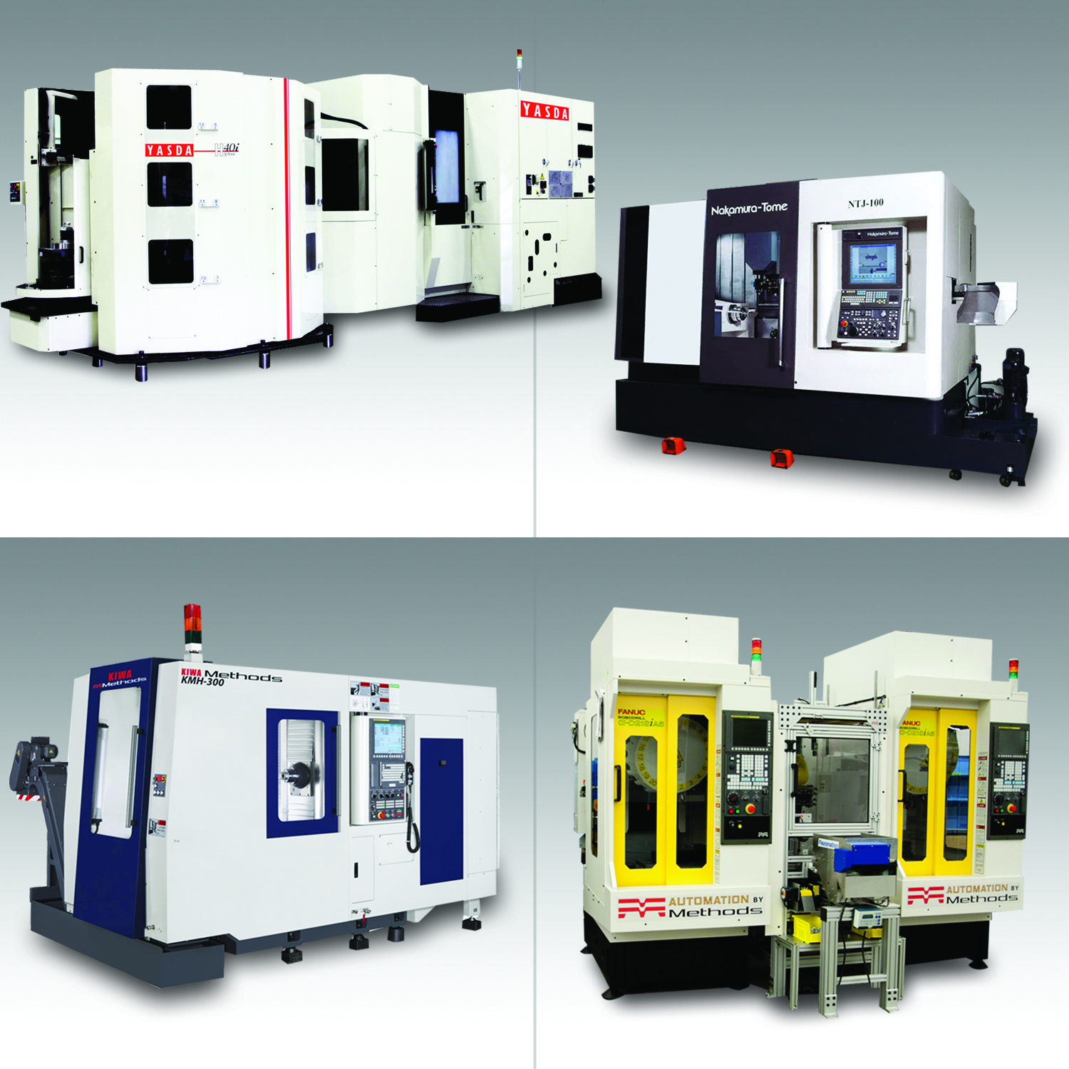 machine tools and manufacture