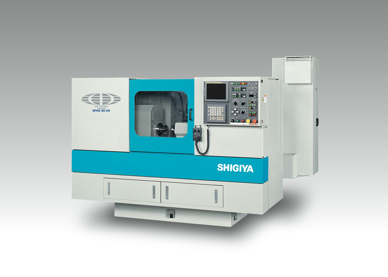 GPES-30 Series of CNC Eccentric Pin/Polygon Grinders