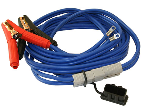 Heavy-Duty Booster Cable - Image