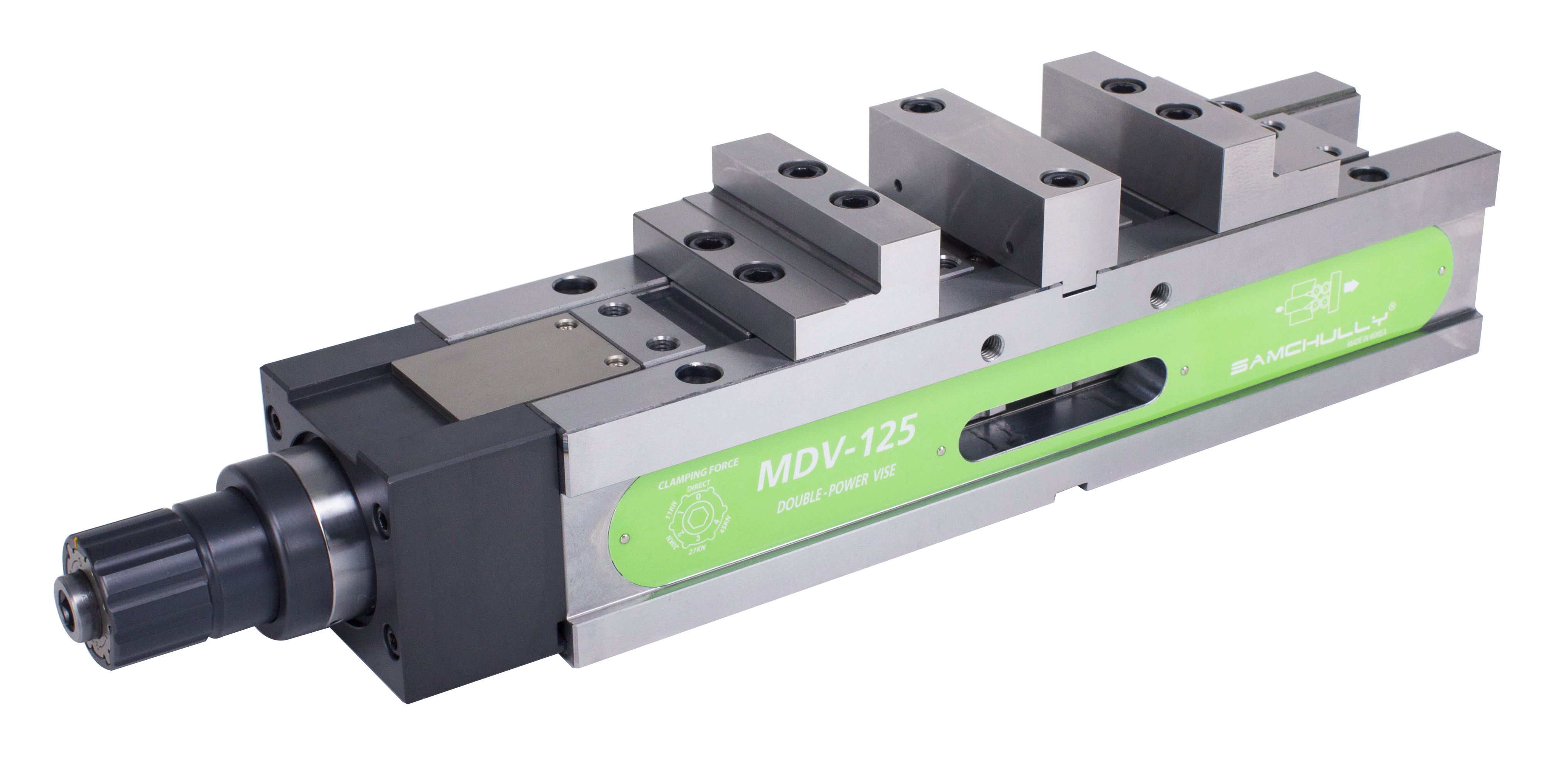 MDV-125 power vise
