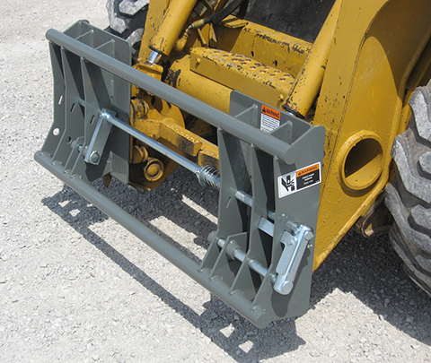 Skid Steer to Euro/Global Adapter - Image