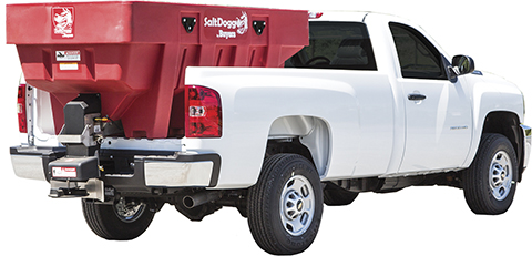 SaltDogg SHPE series salt spreaders - Image