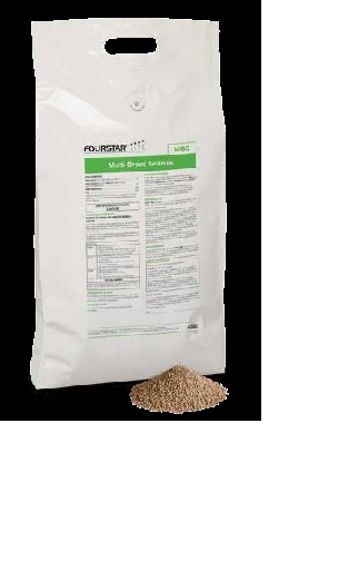 FourStar Multi-Brood Granule - MBG - Image