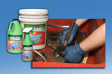 Industrial Strength Cleaner and Degreaser - Image