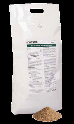 FourStar Single Brood Bti Sand Granule - Image