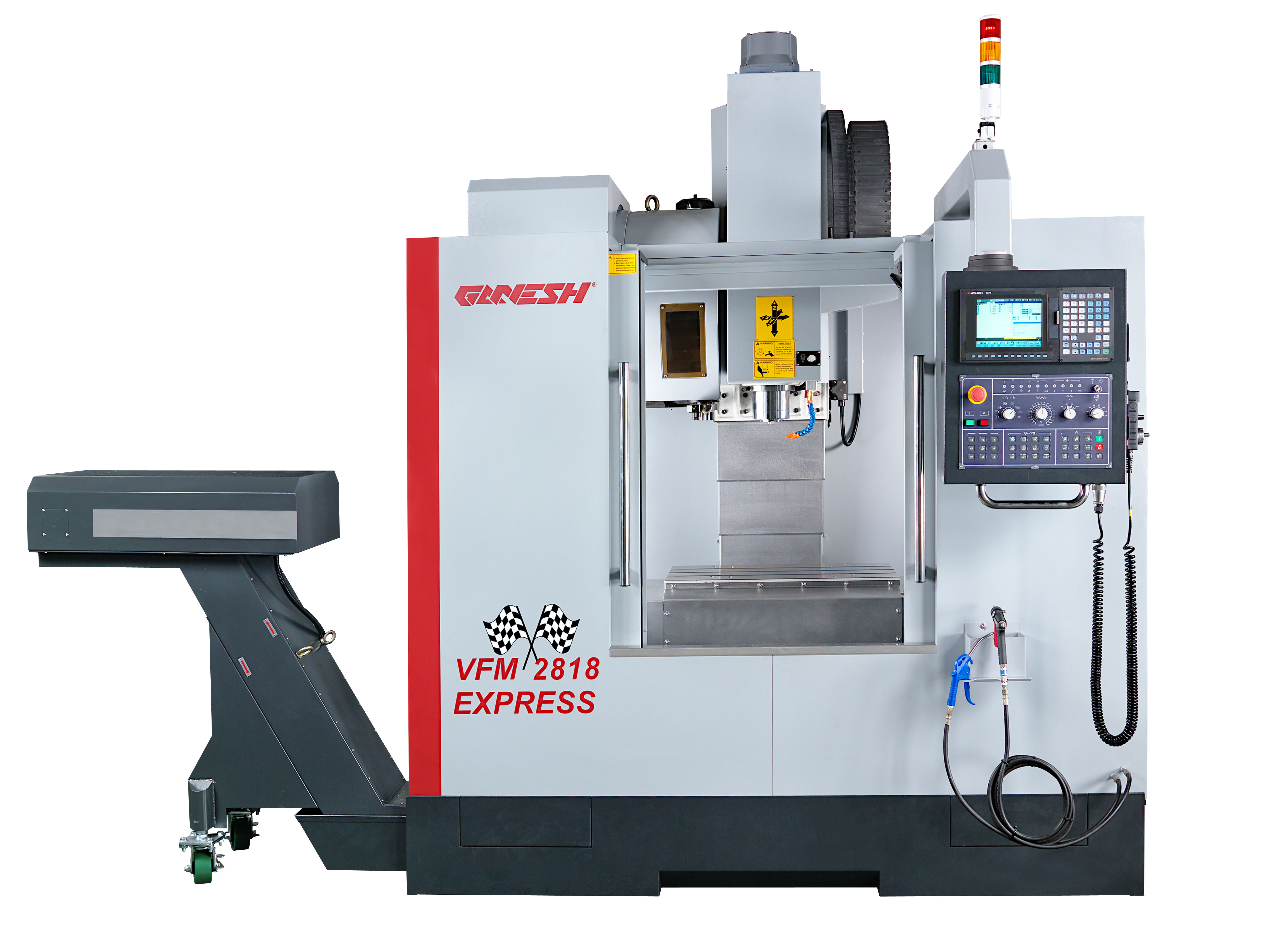 VFM Series of vertical milling machines