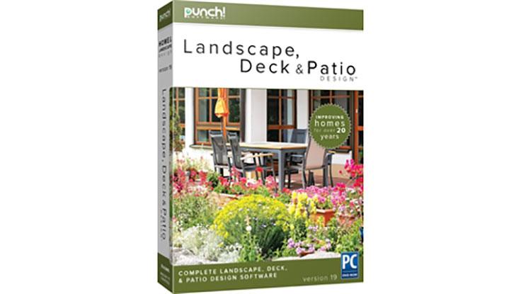 Punch! Landscape, Deck U0026 Patio V19
